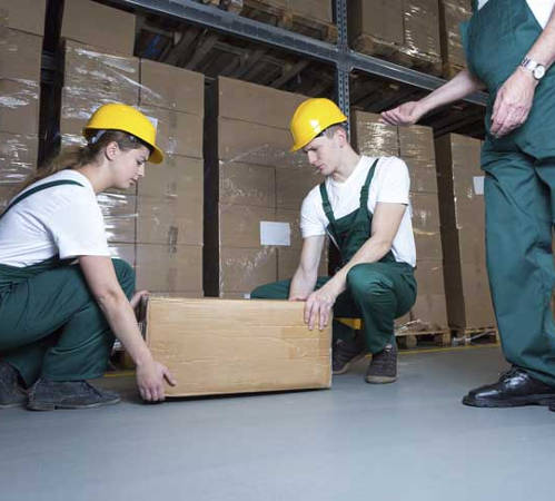 manual handling tasks in the workplace