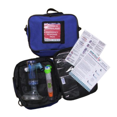 Asthma & Anaphylaxis Pack