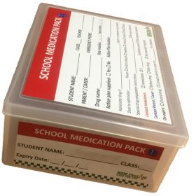 School Medication Pack