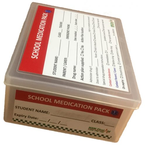 School Medication Pack